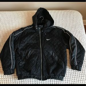 Black Nike Winter Jacket
